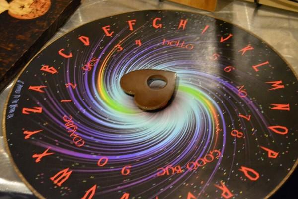 Ouijacon 13 Rebecca Smith