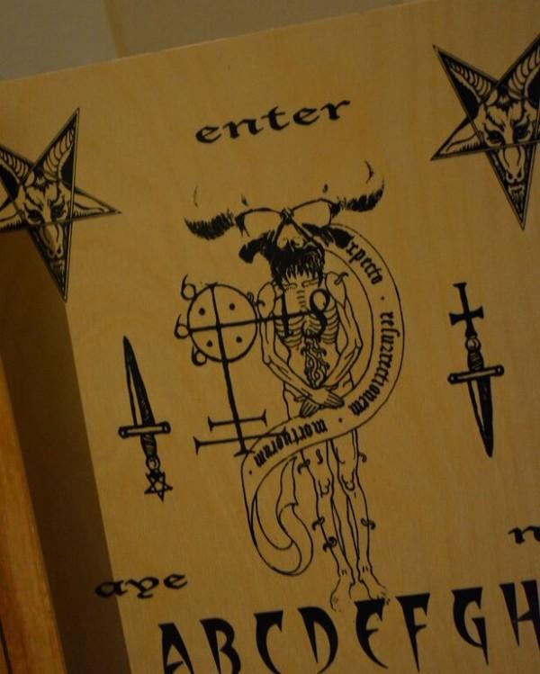 Ouijacon 14 Rebecca Smith