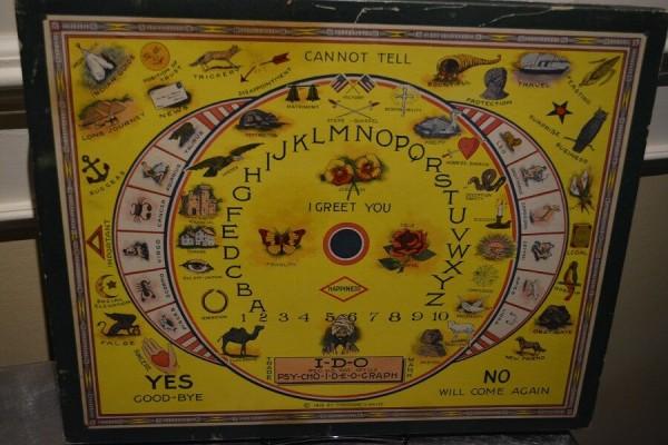 Ouijacon 7 Rebecca Smith