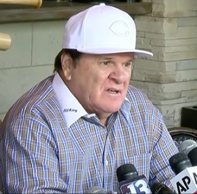 Pete Rose-Feature