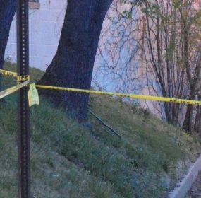 Baltimore police crime scene tape credit Anthony C. Hayes