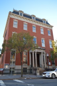 The Enoch Pratt House in Baltimore. (Anthony C. Hayes)
