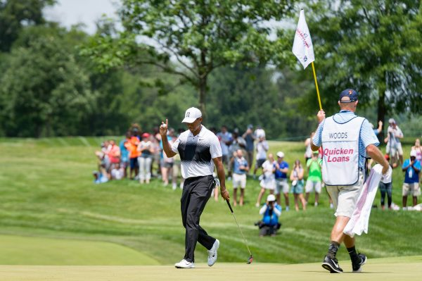June 30, 2018, Bethesda, MD - 2018 Quicken Loans National at TPC Potomac. (Mike Jordan/BPE Staff Photographer)