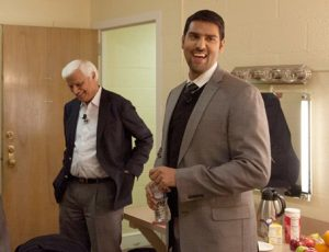 Nabeel Qureshi with Ravi Zacharias courtesy RZIM