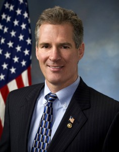 Senator Scott Brown (Official Portrait)