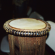 A drum used in a Selichot drum circle at Beth El Congregation in Baltimore credit Anthony C. Hayes