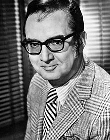 Steve Allen press photo from 1977.