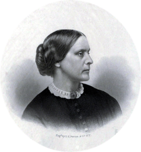 Susan B. Anthony (1855) Wikipedia