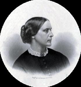 Susan B. Anthony (1855) Wikipedia