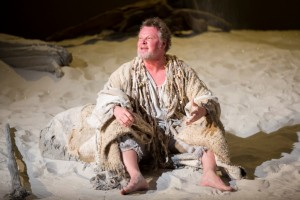 Geraint Wyn Davies as Prospero (