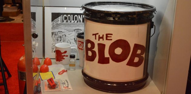 The Blob is now in the care of memorabilia collector Wes Shank. (credit Anthony C. Hayes)