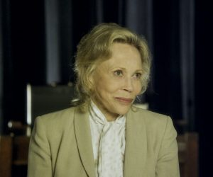 Faye Dunaway as Dr. Roberta Waters in The Case for Christ.