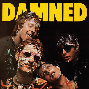 Damned Damned Damned LP cover