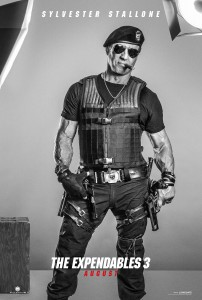 "Sylvester Stallone is back to lead a who's who of 80s and 90s action heros in ""The Expendables 3."" (Courtesy of Lions Gate)"