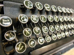 The keypad of Kat Malone's Clipper. (Anthony C. Hayes)