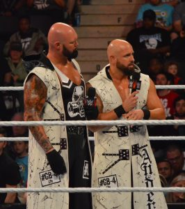 Luke Gallows and Carl Anderson