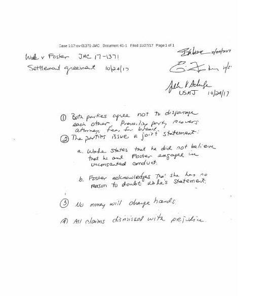 Kink Scene Defamation Case Settlement Confirmed