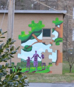 The campus at Woodbourne Center. For many foster families, it comes down to the fit. (Anthony C. Hayes)