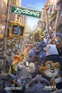 Zootopia is a mammal metropolis you'll be glad you visited. (Disney)