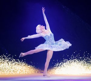 "Elsa from ""Frozen"" is among the many stars who  will perform during ""Disney On Ice: Dream Big."""