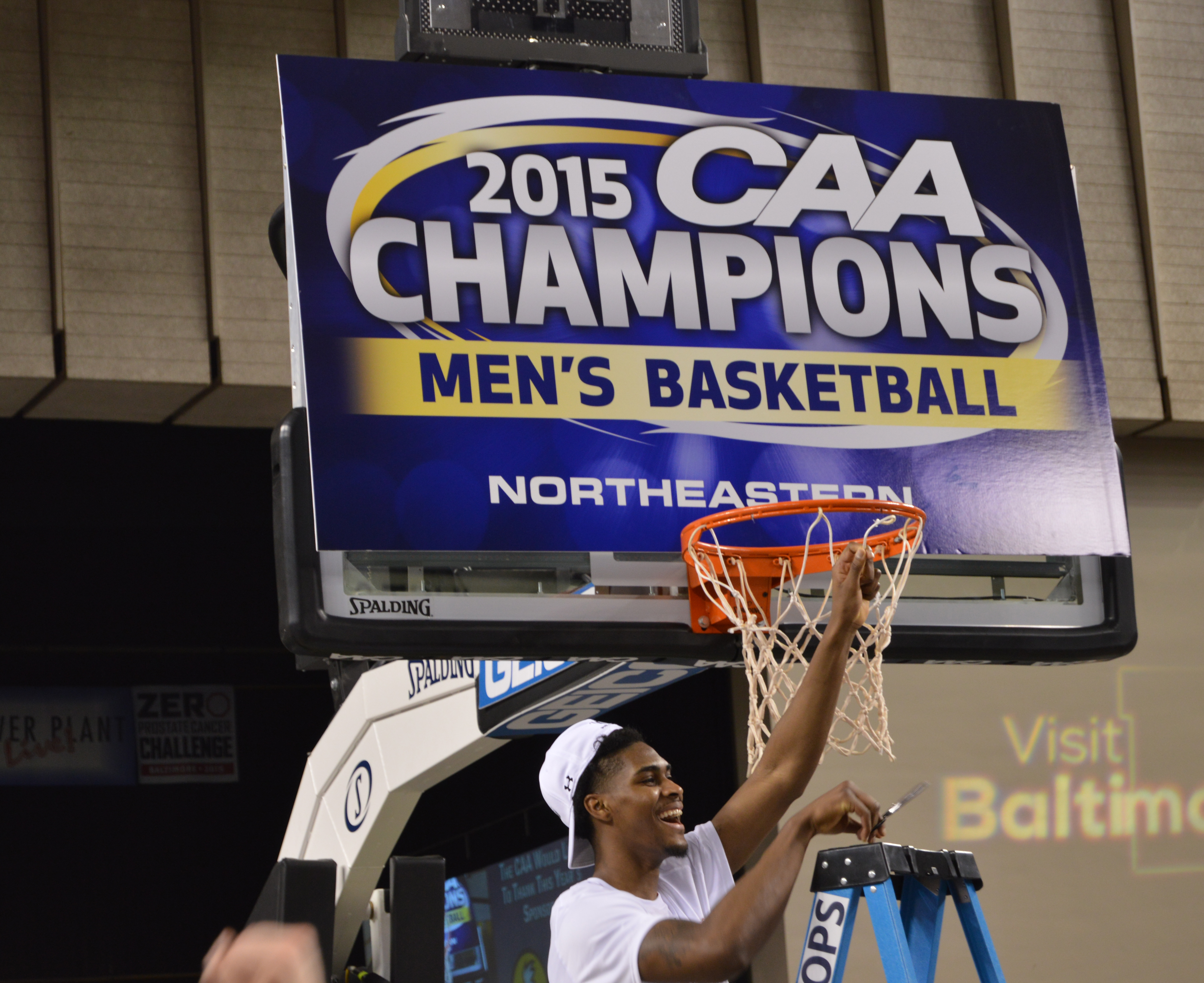 Northeastern Huskies heading to first NCAA tournament in ...