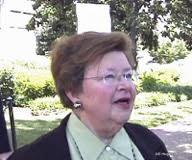 Sen. Barbara Mikulski (Photo by Bill Hughes)