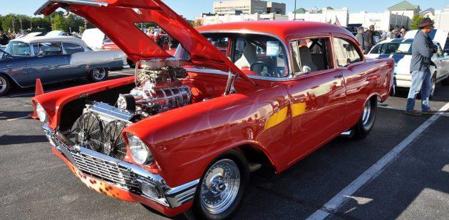 Belvedere Square To Host Chili Fest Classic Car Show Nov 12