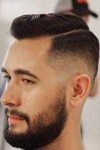 Comb Over Fade Haircuts We All Want To Copy Menshaircuts Com