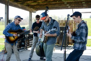 Ampersand Stringband will play the Charm City Folk & Bluegrass Festival at Druid Hill Park on Saturday. (Courtesy of Ampersand Stringband)