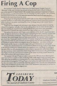 Leesburg Article