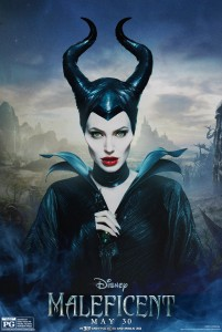 "Angelina Jolie gives one of the best performances of her career in ""Maleficent."" (Courtesy of Disney)"