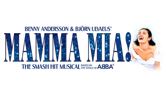 Mamma Mia! will be at the Hippodome Theatre in Baltimore Jan. 13-16, 2017