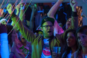 """Seth Rogen gives the best performance of his career in """"Neighbors."""" (Courtesy of Universal Pictures)"""