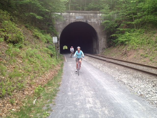 What to do in Cumberland: How taking the bike trip - Cumberland to Pittsburgh! (Tim Maier)