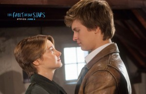 "If you thought Ansel Elgort and Shailene Woodley were good in ""Divergent,"" then you'll love them in ""The Fault of Our Stars."" (Courtesy of Fox Searchlight)"