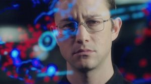 Joseph Gordon-Levitt plays a boring, yet believable, Edward Snowden in director Oliver Stone's latest film. (Open Road)