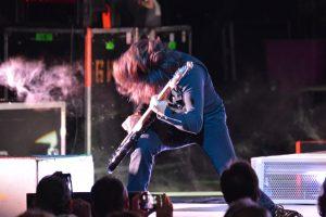 Boston bassist Tracy Ferrie
