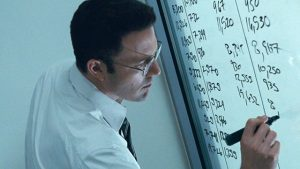 Ben Affleck is a wiz with numbers but not much else in The Accountant. (Warner Bros.)