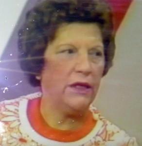 Mary Avara (Screenshot from Mike Douglas show 1974)