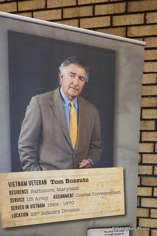 Tom Bozzuto, Veteran