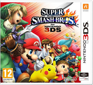 Super Smash Bros. 3DS will be released in North America on October 3. (image credit: pocketgamer.co.uk)