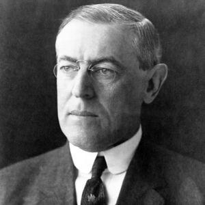 President Woodrow Wilson (Wikimedia)