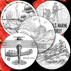WWI Medals will honor all who served in the Graet War