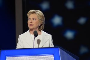 Will Hillary Clinton become the country's first female president? (Doug Donovan)