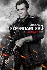 """Mel Gibson's role as bad guy Conrad Stonebanks is one of few bright spots in 'The Expendables 3."""" (Courtesy of Lions Gate)"""