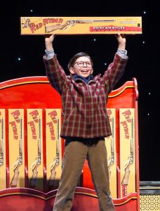 """All Ralphie wants for Christmas is a Red Ryder BB Gun in """"A Christmas Story."""""""