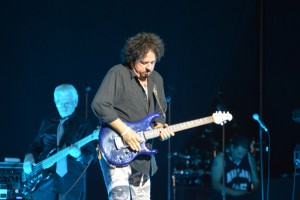 Toto guitarist Steve Lukather.