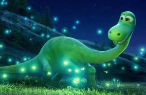 From a visual standpoint, The Good Dinosaur is one of the best 3D movies that has hit the theaters in quite some time. (Pixar)