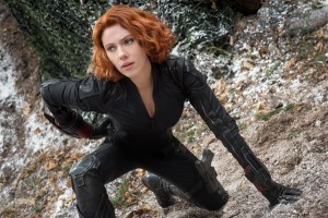 Of course Scarlett Johansson is back as Black Widow in Avengers: Age of Ultron. (Marvel)