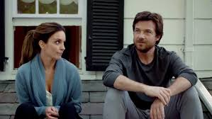 Tina Fey and Jason Bateman's chemistry makes it easy to believe they are brother and sister in This Is Where I Leave You. (Courtesy of Warner Bros.)